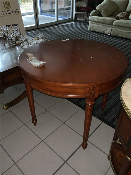 Regency Style Breakfast Table
